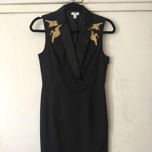 Altuzarra for Target black dress. Sz 2